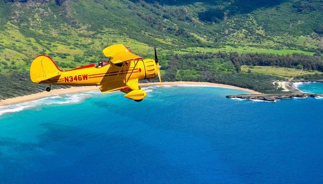 Private Air Tour of Kauai