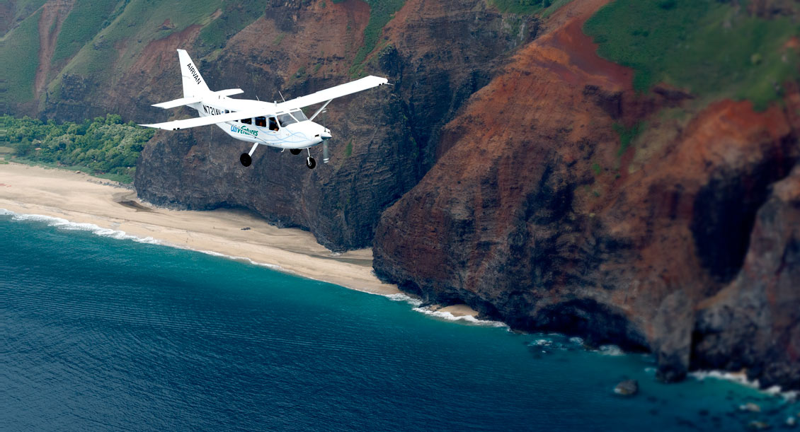 Napali Coast Air Tour