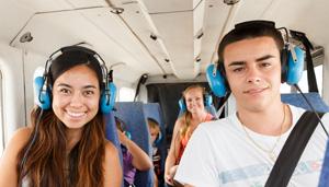 Air Tour Passengers