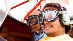 Kauai Biplane Ride